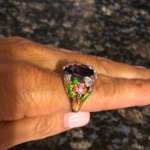 Kirks Folly ring size 8